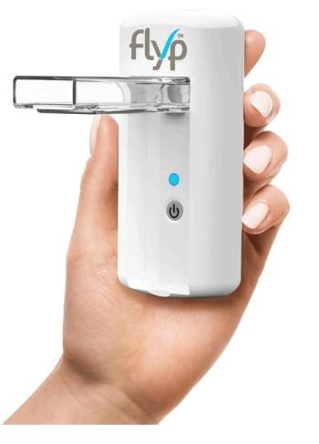 Flyp Portable Vibrating Mesh Nebulizer