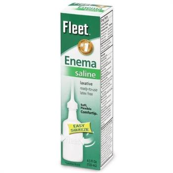 Fleet Saline Laxative Enema