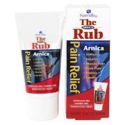 NatraBio The Arnica Rub Pain Relief Cream