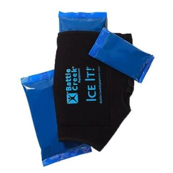 Battle Creek Ice It ColdComfort Cold Therapy Ankle Elbow and Foot System