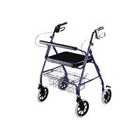 Buy ITA-MED 4-Wheel Aluminum Rollator