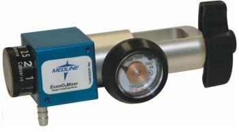Medline EconO2mizer II Single-Lumen Pneumatic Oxygen Conserver