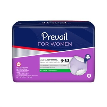 Prevail Underwear For Women - Maximum Absorbency