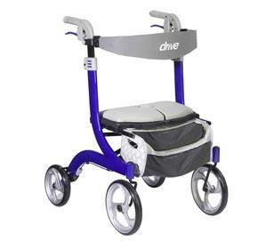 Drive Nitro DLX Four Wheel Rollator