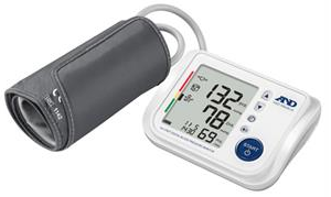 A&D Medical Advanced Premier Talking Blood Pressure Monitor