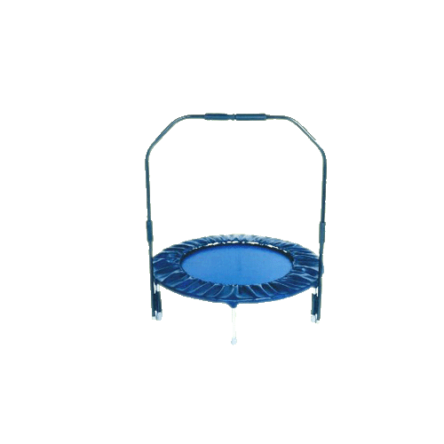 Needak Non Folding Soft Bounce Rebounder With Stabilizing