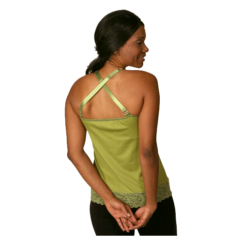 Wear Ease Alicia Mastectomy Camisole By Wear Ease Inc